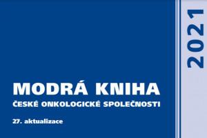 Aktuální vydání Modré knihy České onkologické společnosti