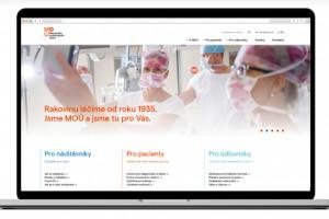 MOÚ spustil nový web, vsází na intuici a interaktivitu